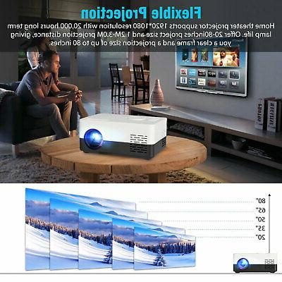 1080p Full LED Home Theater Cinema