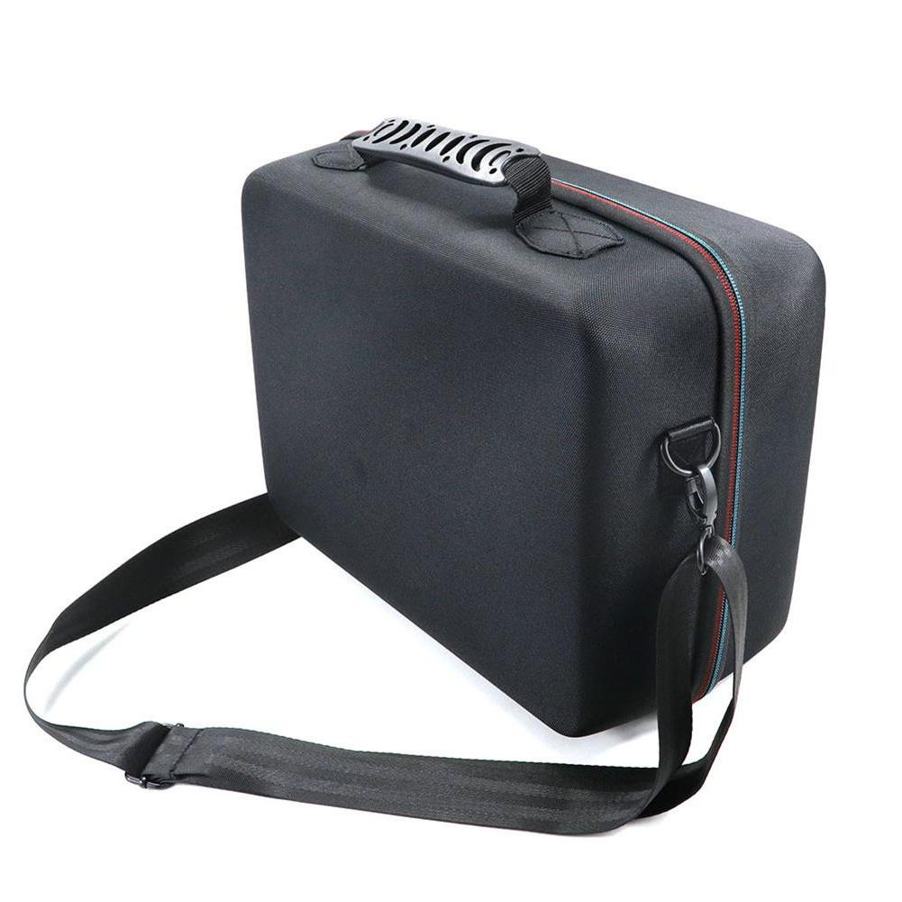 <font><b>Projector</b></font> Storage Box Travel Carrying Bag For <font><b>DBPOWER</b></font>, Epson, BenQ <font><b>Projector</b></font> Drive