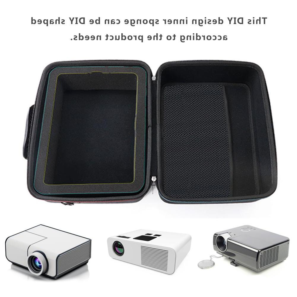 <font><b>Projector</b></font> Storage Box Travel Carrying Ba