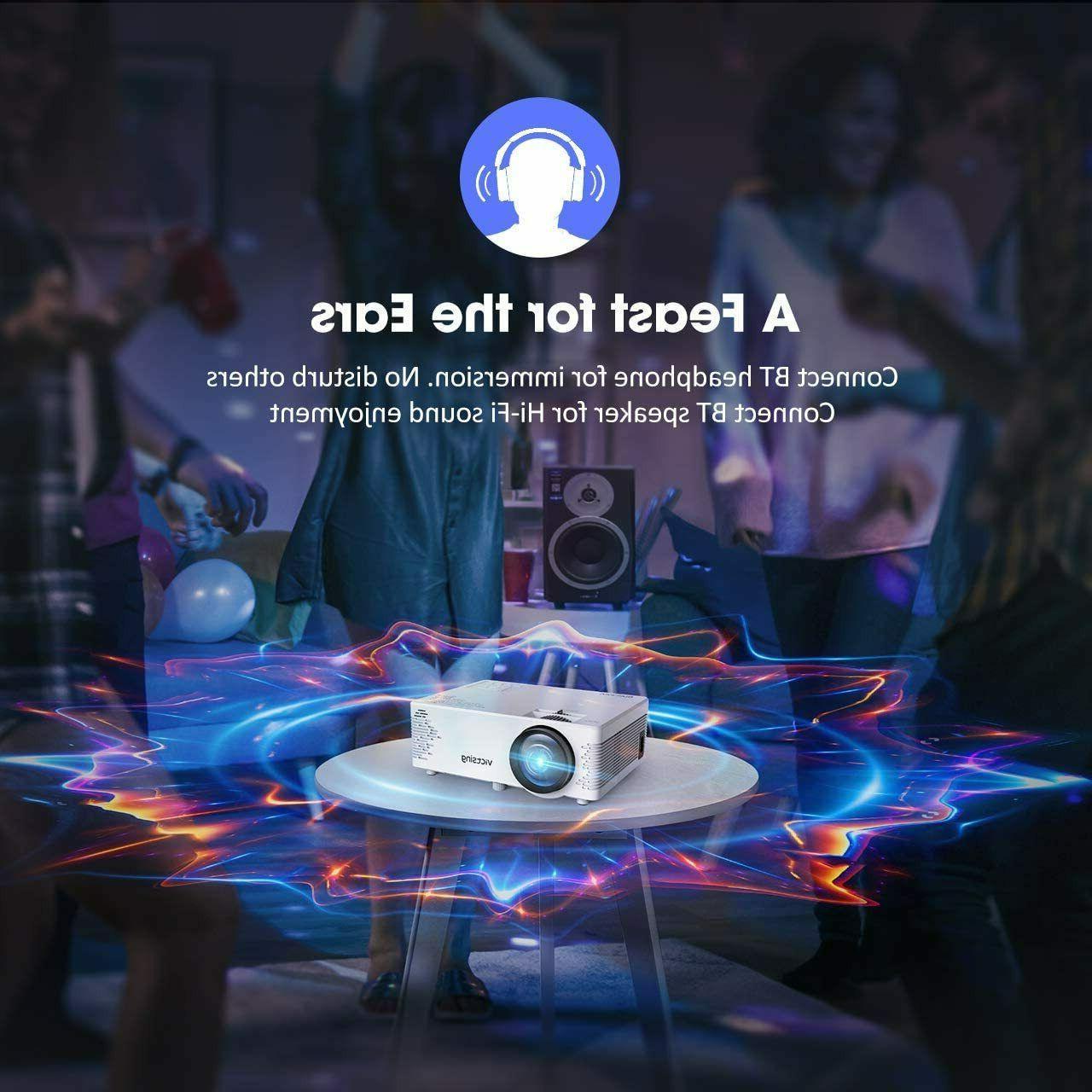 Full 4200 Lumens Bluetooth