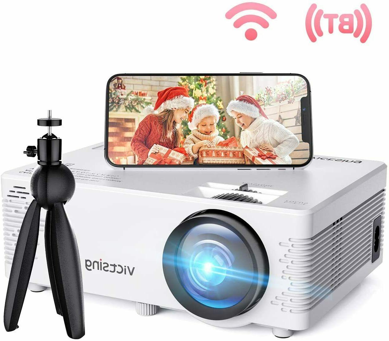 full hd 1080p 4200 lumens portable mini