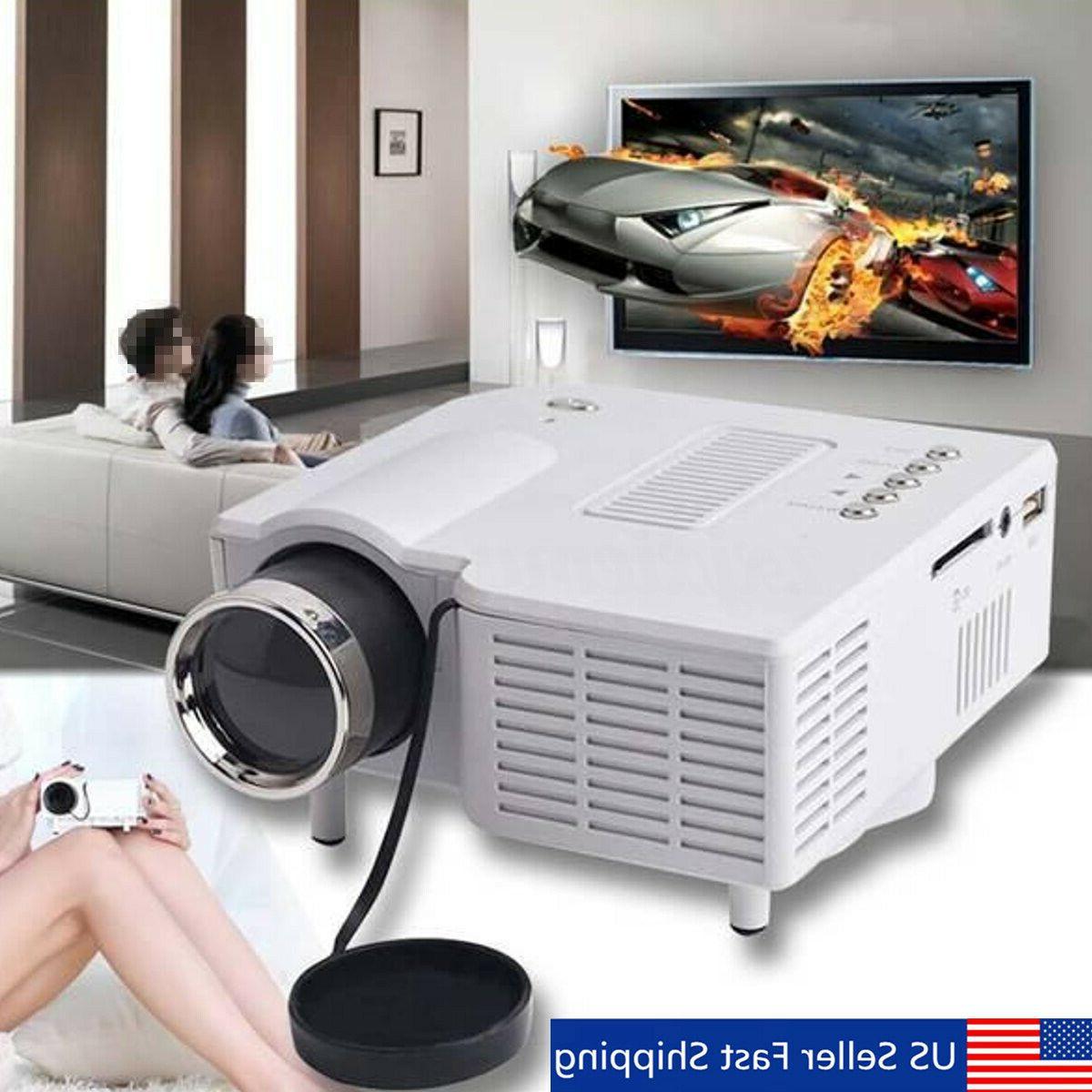 full hd 1080p home theater led mini