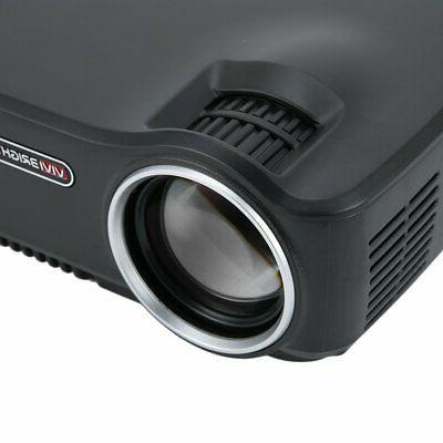 1080P Mini 3D Projector Theater AV