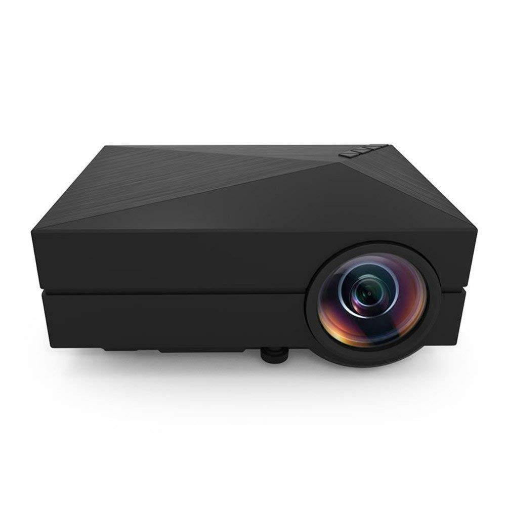 gm60 video projector mini led with 800x480p