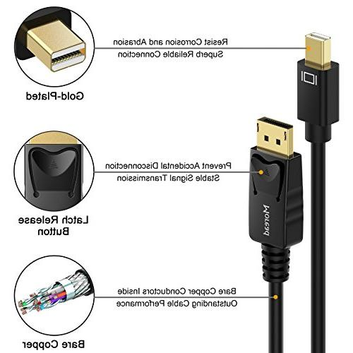 Moread to DisplayPort Cable -