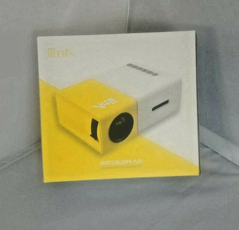 h1 mini projector pocket projector for laptop