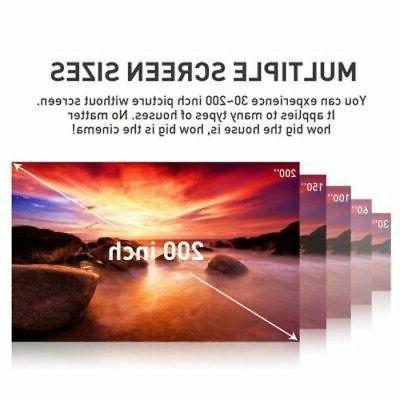 H96-P Projector-100 Lumen, ROM, band