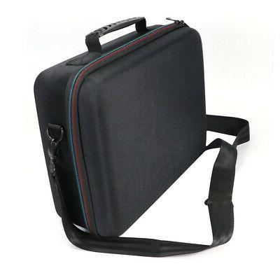 Hard EVA Storage Bag With Shoulder Mini