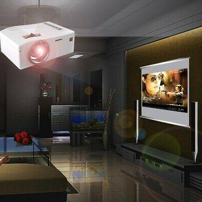 HD Home Mini Multimedia USB AV Portable
