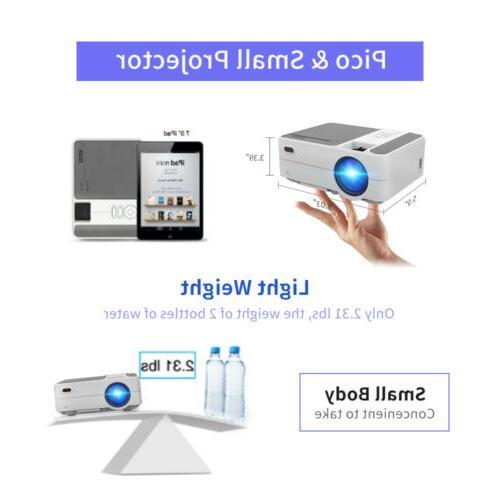 EUG FHD WiFi Bluetooth 6.0 50,000hrs