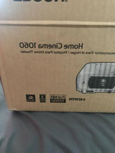 EPSON HOME 1060 1080p Projector Lumens Full HD Home Theater