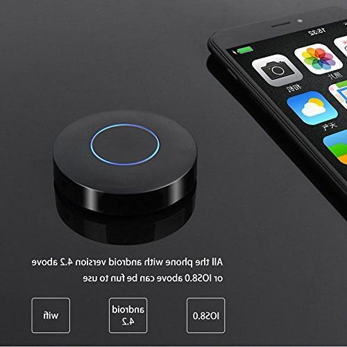 Cewaal WiFi Display 1080P AV Screen Adapter, iPhone Mac to Projector