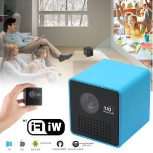 Home HD DLP WIFI Portable Pocket