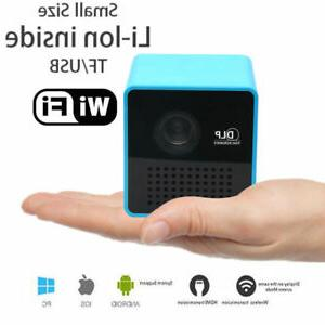 Home Multimedia HD WIFI Portable Pocket Projector