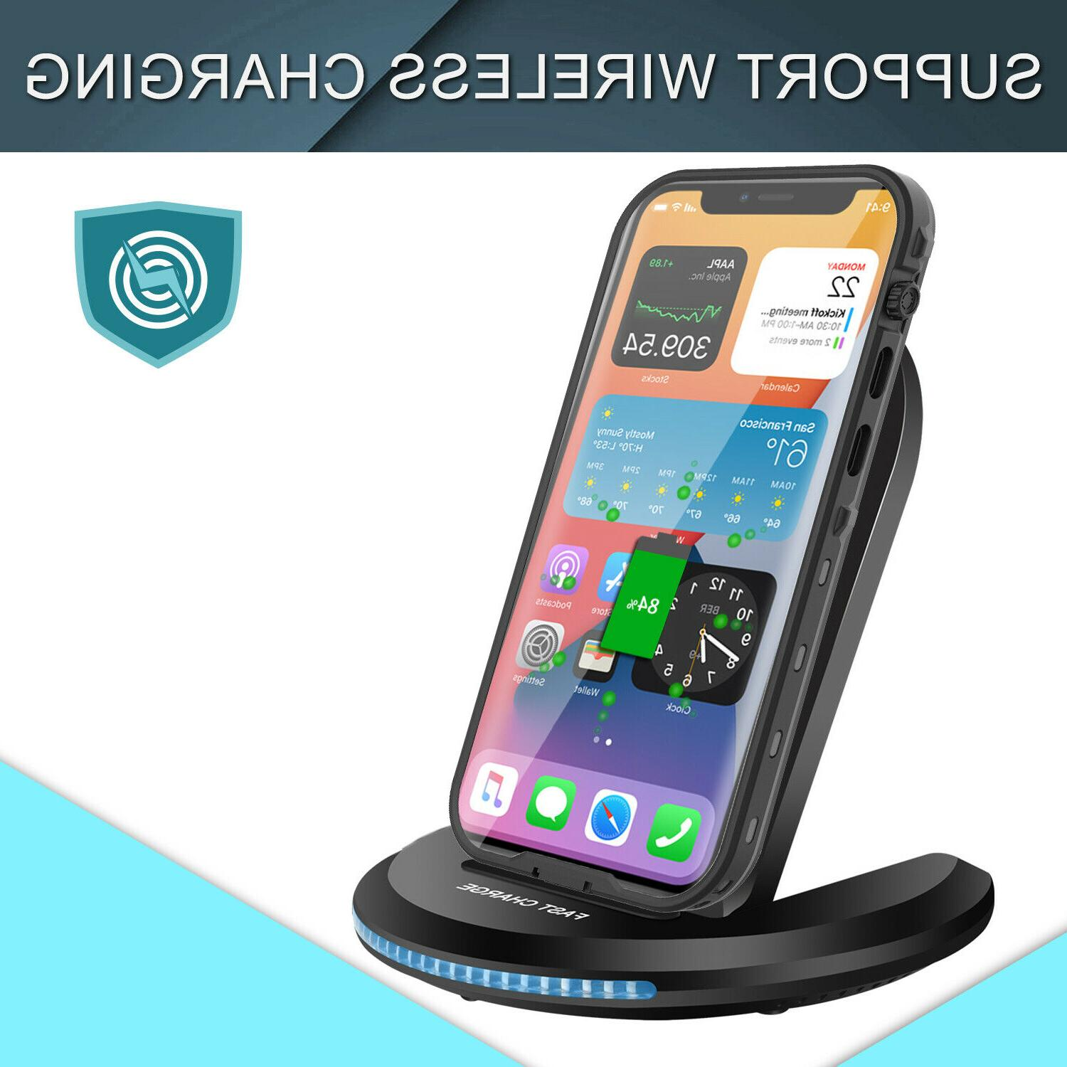 For 12 Max Mini Case With Built-in Screen Protector