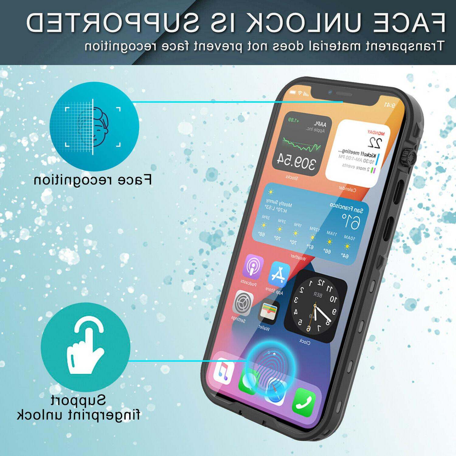 For iPhone Pro Max Clear Case Protector