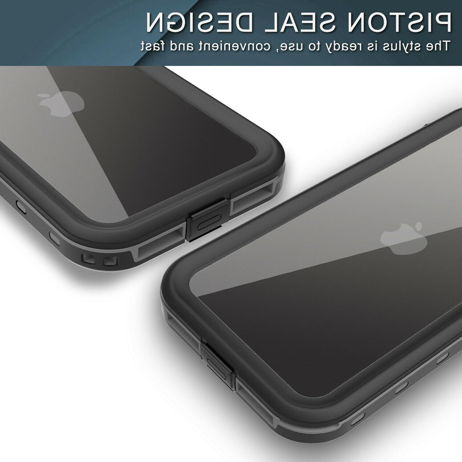 For iPhone Pro Max Case With Built-in Protector