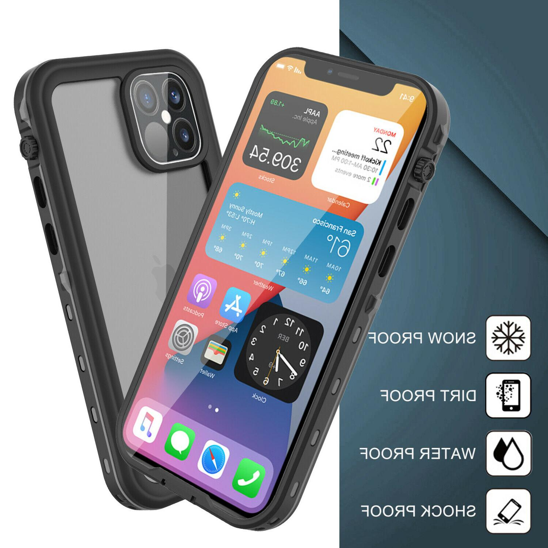 For iPhone 12 Pro Max Mini Case Screen Protector