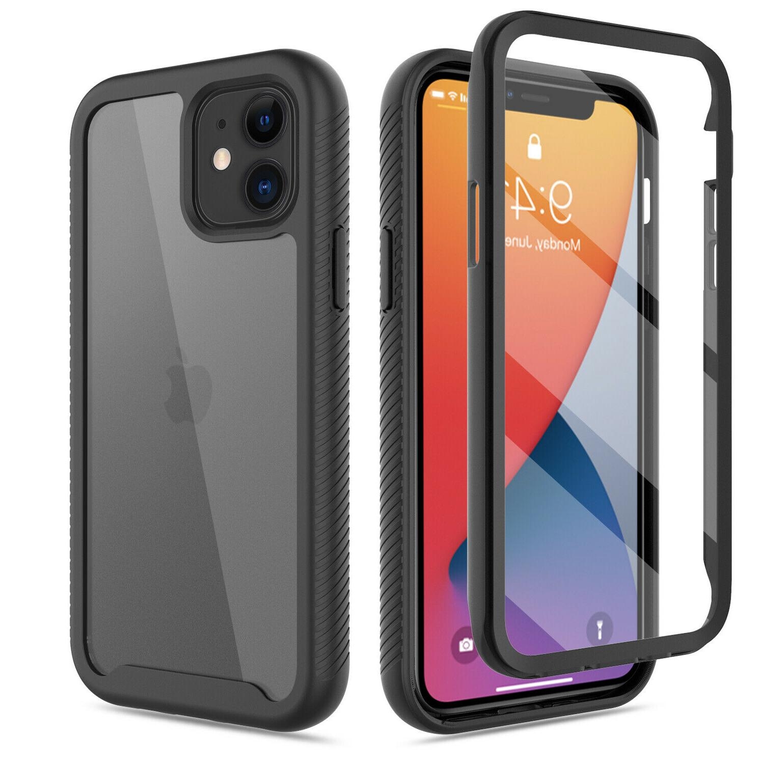 For iPhone Max 12 11 XR XS Case With