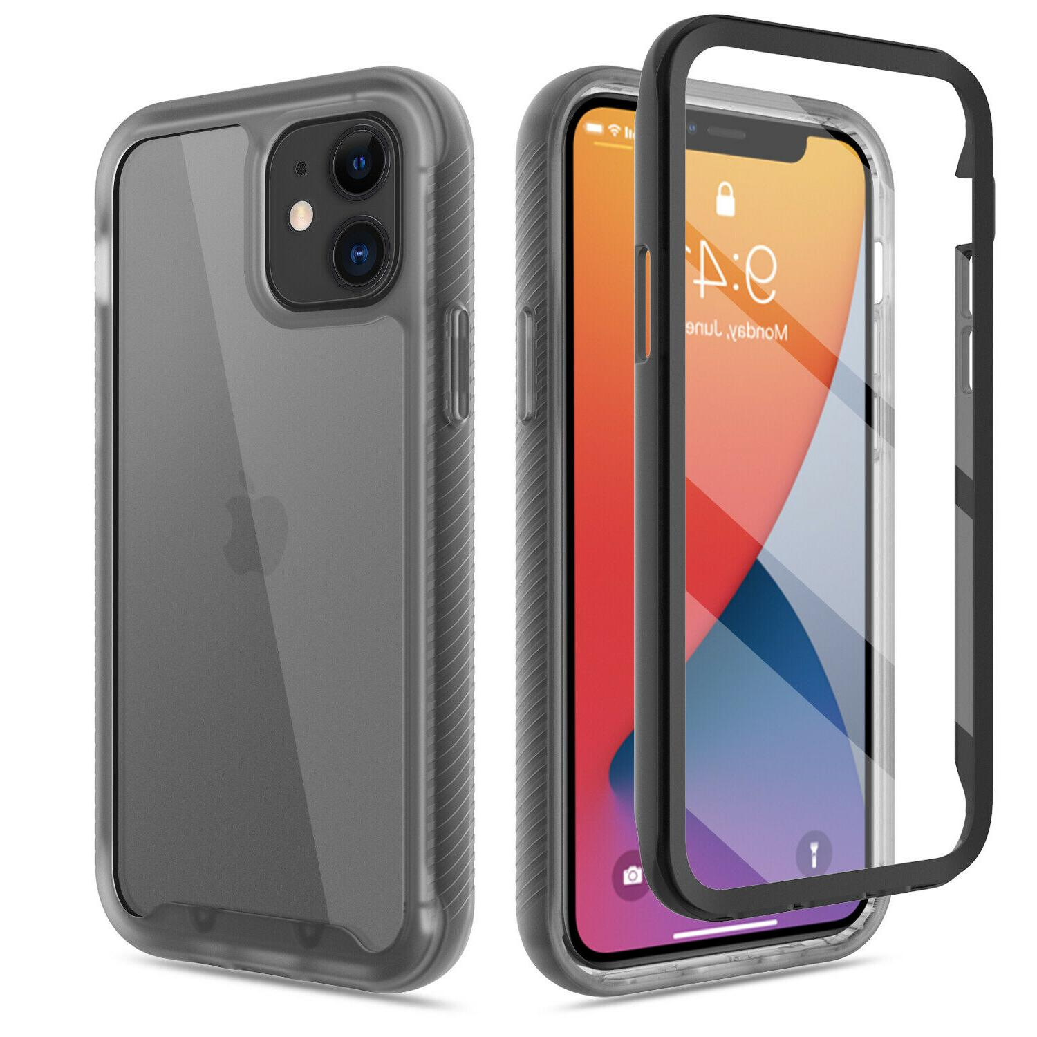 For iPhone XR Case With Built-in