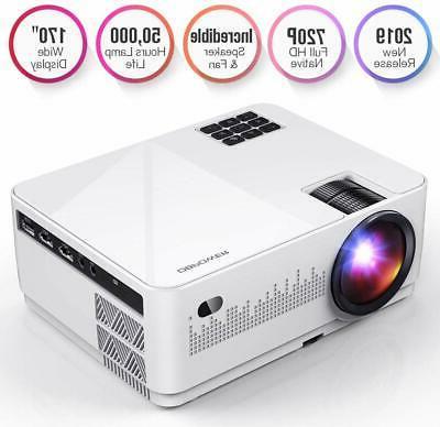l21 video projector 150 ansi 720p native