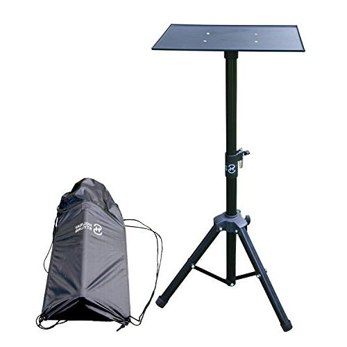 laptop projector tripod stand adjustable