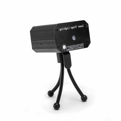 Laser Stage Mini LED R&G Lighting Xmas Party Disco KTV