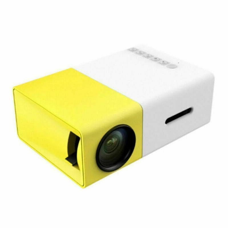 YG300 1080P Cinema SD Mini Portable LED
