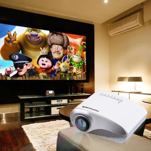Excelvan LED/LCD Projector Theater