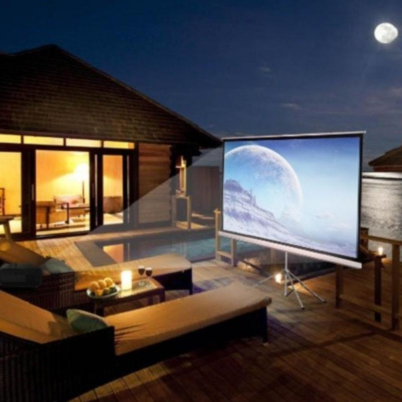 ELEPHAS Projector, Luminous Efficiency Support