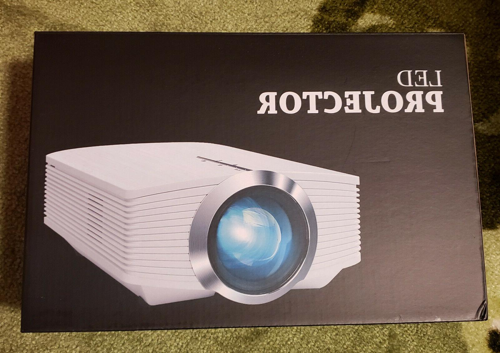 led projector 3200 lux mini projector