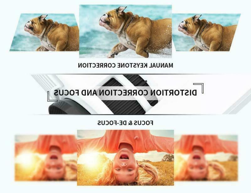 VANKYO Leisure Lux Mini Projector 170''
