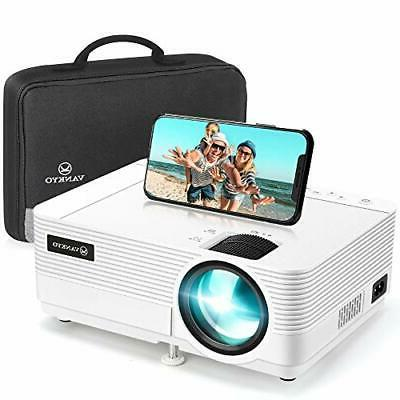 leisure 470 mini projector with synchronize smart