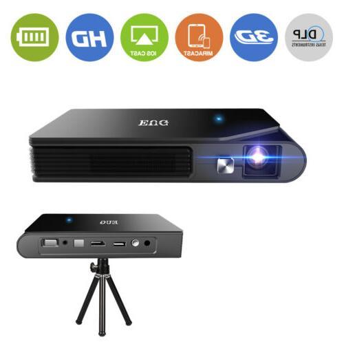 3600lms mini portable projector 3d hd dlp