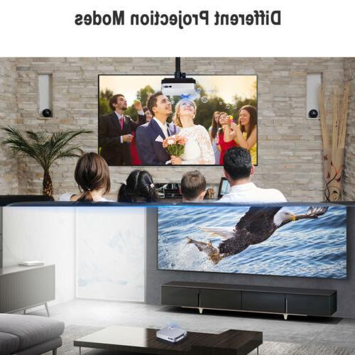 Mini 1080P HD HDMI AV USB