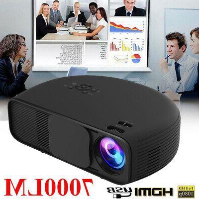 mini 500lumen 3d 1080p hd led video