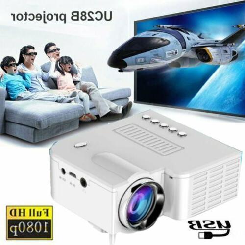 HD VIDEO HDMI/USB/SD/AV/VGA CINEMA