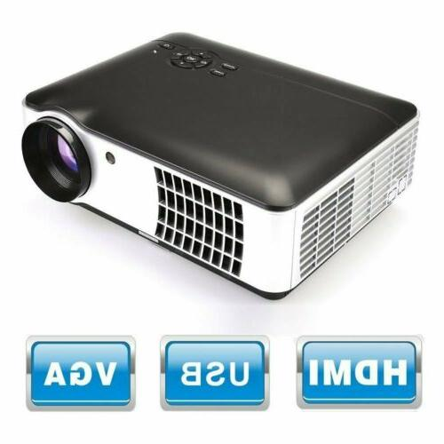 MINI 3D HD LED VIDEO HDMI/USB/SD/AV/VGA HOME