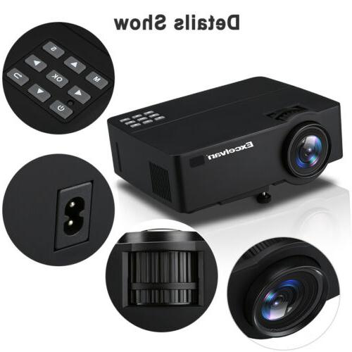 Wireless Android Multimedia Home Theater HD 1080P 4K Video
