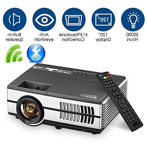 mini android wireless projector hdmi