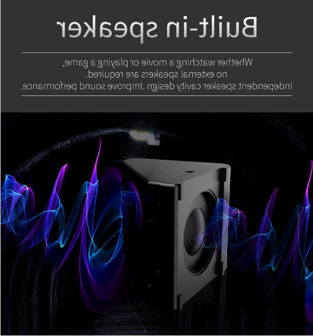 Mini Digital LCD LED Projector Multimedia Home 1080P HDMI VGA AV