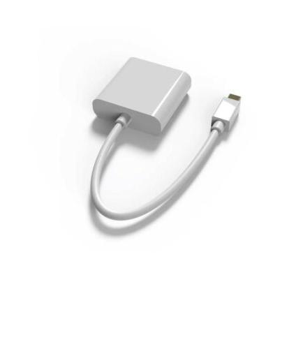 Mini Port To VGA Adapter - to Projectors, Laptop