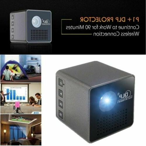 Mini 1080P Cinema Wifi SD