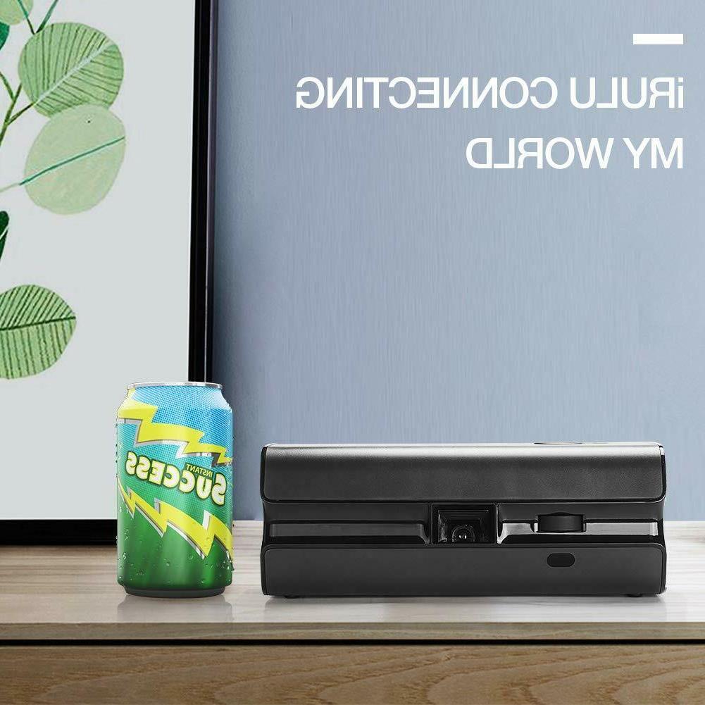 iRULU HiBeam Portable 1080P HD Dual Speakers Theater