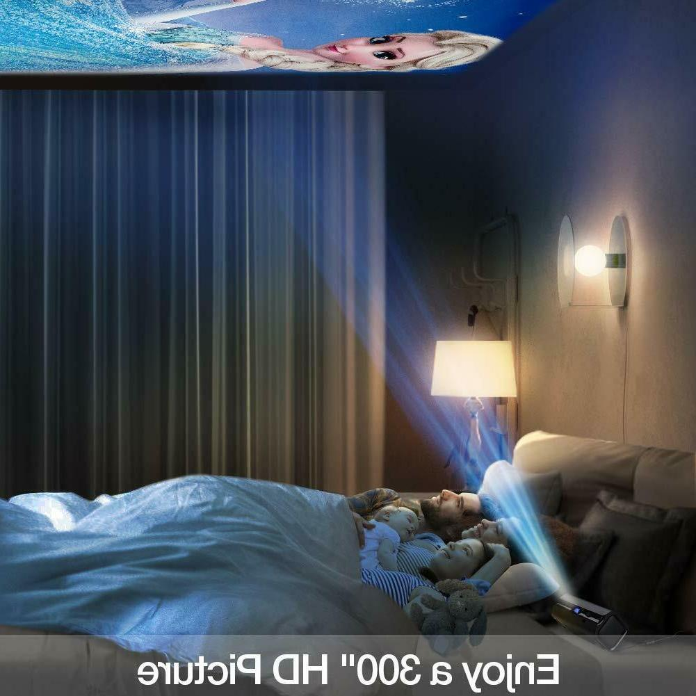 iRULU DLP HD Dual Home Theater