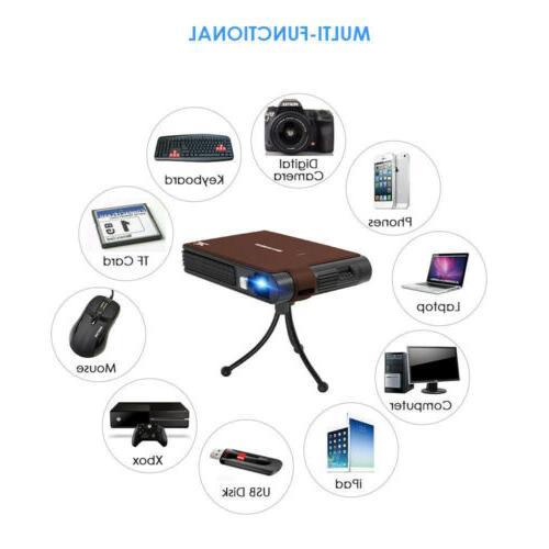 HD Portable Mini DLP 3D Conference