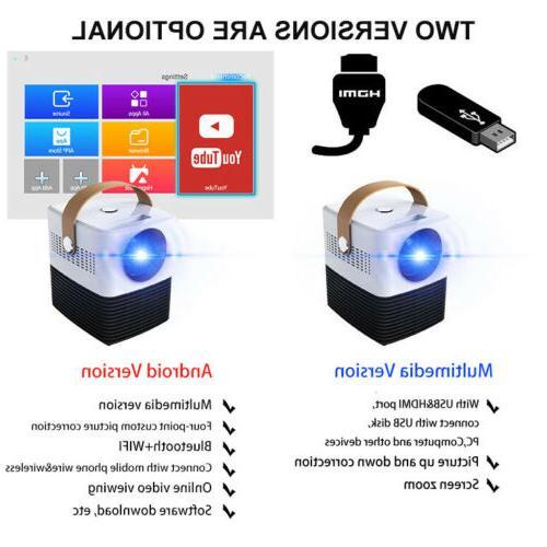 Mini Pocket Projector Video Projectors