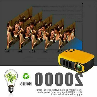 Pocket Projector Movie Video Projectors Theater