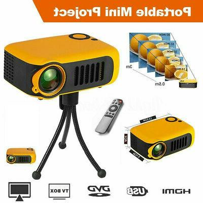 Mini HD 1080P Pocket Projector
