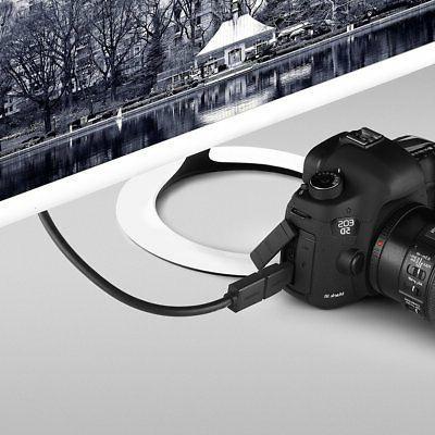 UGREEN Mini HDMI Adapter for Camera MP4 Camcorder